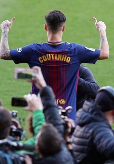CHÍNH THỨC: Coutinho ra mắt CLB mới, Barcelona