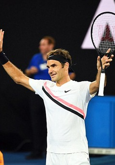 Australia mở rộng 2018: Roger Federer khởi đầu thuận lợi