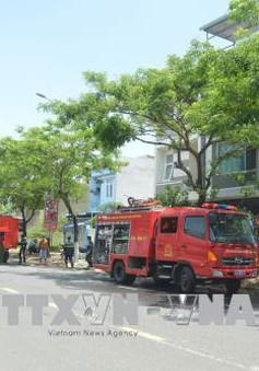 Đà Nẵng: Kịp thời dập tắt vụ cháy nhà nghỉ