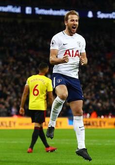 Tottenham 2-0 Watford, Gà Trống bám sát Liverpool