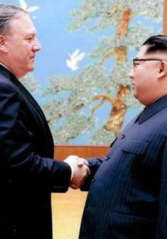 Ngoại trưởng Mỹ đến Triều Tiên