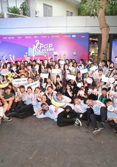 """Trực tiếp Thế hệ số 10h00 (11/5): Bật mí những hoạt động thú vị tại """"K-Pop Lovers Festival 2018"""""""