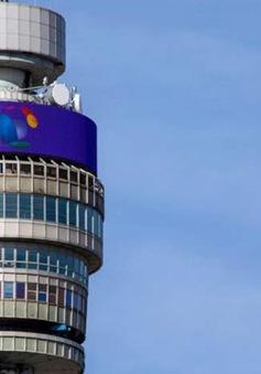 Tập đoàn viễn thông hàng đầu của Anh sa thải hàng chục nghìn nhân viên