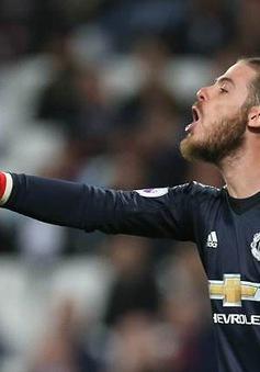 De Gea chưa gia hạn với Man Utd vì lương thưởng