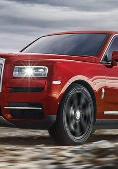 Rolls Royce Cullinan: Chiếc SUV giá hơn 7 tỷ đồng của Rolls Royce