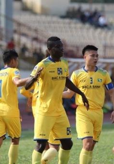 Sông Lam Nghệ An 1-0 CLB Hải Phòng: Chiến thắng đầu tiên trên sân nhà!