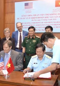Việt Nam - Mỹ hợp tác xử lý dioxin tại khu vực Biên Hòa