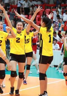 Lịch thi đấu ngày khai mạc (12/5) Giải bóng chuyền nữ Quốc tế Cúp VTV9 Bình Điền 2018: VTV BĐLA so tài CLB Thái Lan