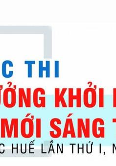 """Khai mạc cuộc thi """"Đổi mới kinh doanh"""" tại Đại học Huế"""