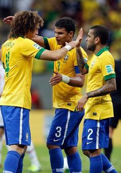 Chấn thương, trụ cột hàng thủ ĐT Brazil bị loại khỏi World Cup 2018