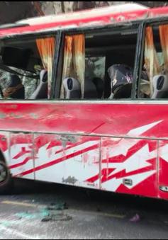 Tình người trong tai nạn giao thông nghiêm trọng trên đèo Khánh Lê