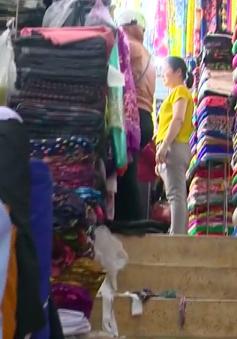 Cho thuê, lấn chiếm đường thoát hiểm ở chợ Tuy Hòa
