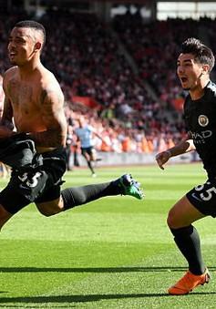 Bảng xếp hạng chung cuộc Ngoại hạng Anh 2017/18: Cột mốc 100 điểm dành cho Man City