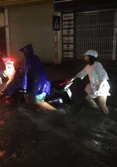 Hà Nội: Các điểm ngập đã cơ bản rút hết nước