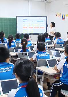 Việt Nam - Nhật Bản hợp tác triển khai lớp học thông minh