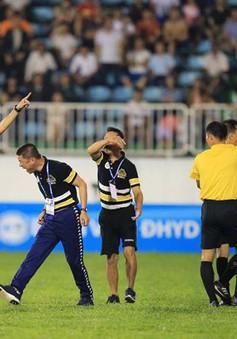 HLV Chu Đình Nghiêm và tiền vệ Phạm Thành Lương nhận án phạt từ Ban kỷ luật VFF