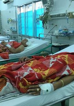 Vụ hiệp sĩ bắt cướp bị truy sát: 4 người đang được điều trị tại bệnh viện