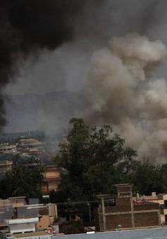 Tấn công liên hoàn tại Afghanistan