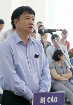 Y án sơ thẩm đối với ông Đinh La Thăng