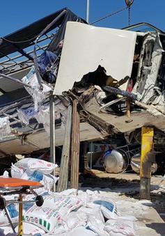 Lâm Đồng : Cứu chữa nạn nhân vụ tai nạn giao thông đặc biệt nghiêm trọng khiến 7 người thương vong