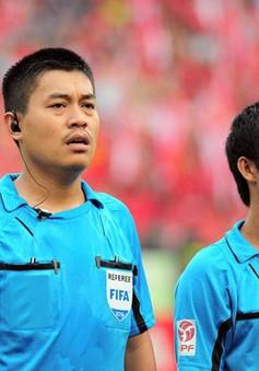 Trọng tài FIFA Nguyễn Hiền Triết bắt chính trận CLB Hà Nội – HAGL