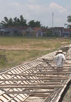 Phú Yên đầu tư kiên cố hóa kênh mương chuẩn bị chống hạn vụ Hè Thu