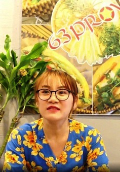 Du học sinh Việt quảng bá ẩm thực Việt Nam tại Hàn Quốc