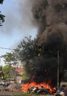 Indonesia đã xác định 11/13 hung thủ các vụ đánh bom
