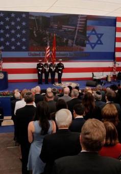 Mỹ đã chính thức khai trương Đại sứ quán Mỹ tại Jerusalem