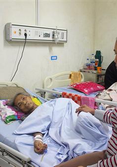 Cụ bà 93 tuổi ngừng tuần hoàn hô hấp do nhồi máu cơ tim cấp