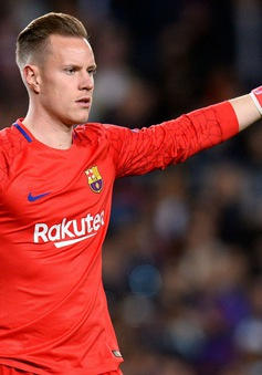Man Utd tính thay thế De Gea bằng Ter Stergen