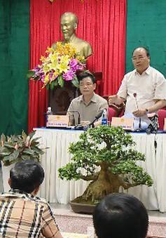 Thủ tướng kiểm tra kết quả công tác khắc phục sự cố môi trường biển tại Thừa Thiên - Huế