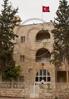 Israel trục xuất lãnh sự Thổ Nhĩ Kỳ tại Jerusalem