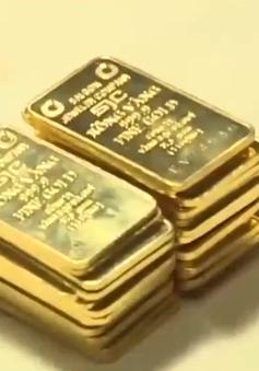"""""""Hết thời"""" kinh doanh vàng miếng"""