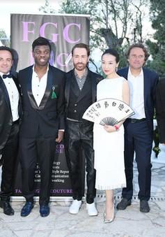 """Dàn sao """"khủng"""" dự show áo dài Việt tại Cannes"""