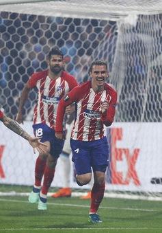 Chung kết Europa League, Marseille 0-3 Atletico Madrid: Gabi ấn định thắng lợi cho Atletico