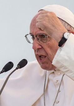Giáo hoàng lo ngại về vòng xoáy bạo lực tại Trung Đông
