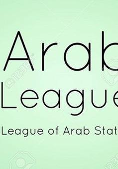 Liên đoàn Arab họp bất thường