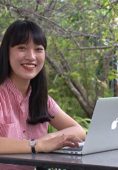 """Không ngờ bí quyết giỏi tiếng Anh của """"hot girl 7 thứ tiếng"""" Khánh Vy lại đơn giản thế!"""