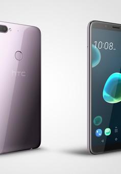 HTC ra mắt HTC Desire 12 plus: Camera kép, giá bán 4,99 triệu đồng