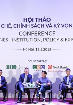 Toàn cảnh Hội thảo Đặc khu - Thể chế, chính sách và kỳ vọng thành công