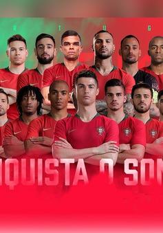 Công bố danh sách ĐT Bồ Đào Nha dự World Cup: Bộ khung vô địch châu Âu