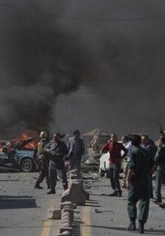 Afghanistan: Nổ tại sân vận động gây thương vong lớn