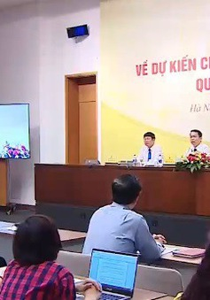 Ngày 21/5, khai mạc Kỳ họp thứ 5, Quốc hội khóa XIV