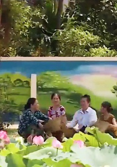 Xã Kim Liên, Nam Đàn, Nghệ An: Bức tranh họa đồ nơi quê Bác