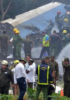 Lãnh đạo Đảng, Nhà nước gửi điện thăm hỏi vụ tai nạn máy bay ở Cuba
