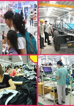 Chỉ số sản xuất công nghiệp tăng mạnh