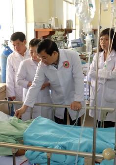 Bộ Y tế: Huy động bệnh viện tuyến trung ương hỗ trợ cứu chữa nạn nhân tai nạn giao thông tại Lâm Đồng nếu cần