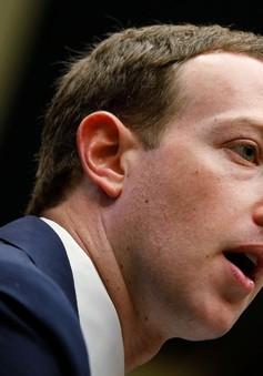 Anh yêu cầu ông chủ Facebook điều trần trước Quốc hội