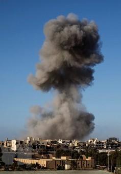 Libya: Tấn công liều chết tại Ủy ban bầu cử, 7 người thiệt mạng